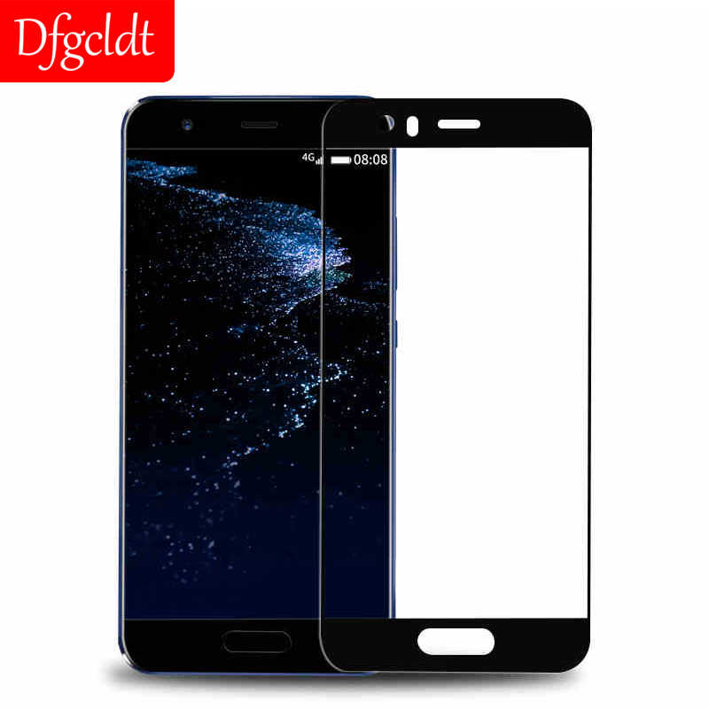 HD Tempered Glass for Huawei P9 Plus P10 Lite Full Cover Protector Glass for Huawei Y3 Y5 Y6 2017 Y9 2018 Protective Film Case