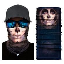 Biker Bandanas (5 pcs/lot) AC092-AC098 Outdoor Sports Hat Cycling Turban Head Scarf Face Mask
