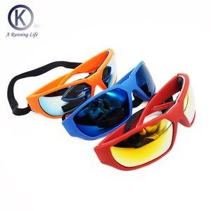 Высококачественные лыжные очки с тросом, спортивные очки, очки для катания на лыжах с защитой UV400, уличные очки для верховой езды