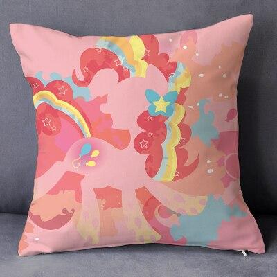 38x38cm 288g My Cute Pp Cotton Doll Toy Stuffed Animals Plush Pillows Pink Pinkie Pie Series скейт my area 20 black animals