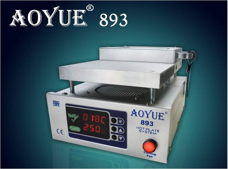 220V Repair tools of Hot Plate System heater for Aoyue 893 , Hot Plate heater maybelline new york тени для век color tattoo 24 часа оттенок 60 бессменный черный 4 мл