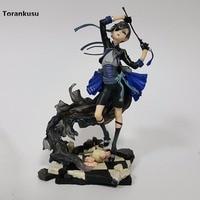 Black Butler Action Figures Ciel Phantomhive Book Of Murder Anime Kuroshitsuji Collectible Model Toy 250mm