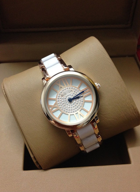 chic crossover watches cheap p ladies dkny very womens lrg silver watch