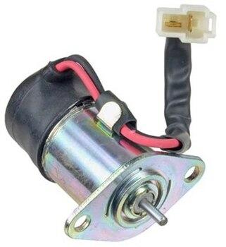 12 v Yakıt Durdurma kapatma solenoidi 052600-4151 16271-60012 Kubota