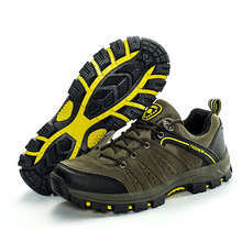 High Quality Breathable Outdoor Boots Hiking Shoes New Autumn Winter Men's Sports Trekking Mountain Climbing Shoes