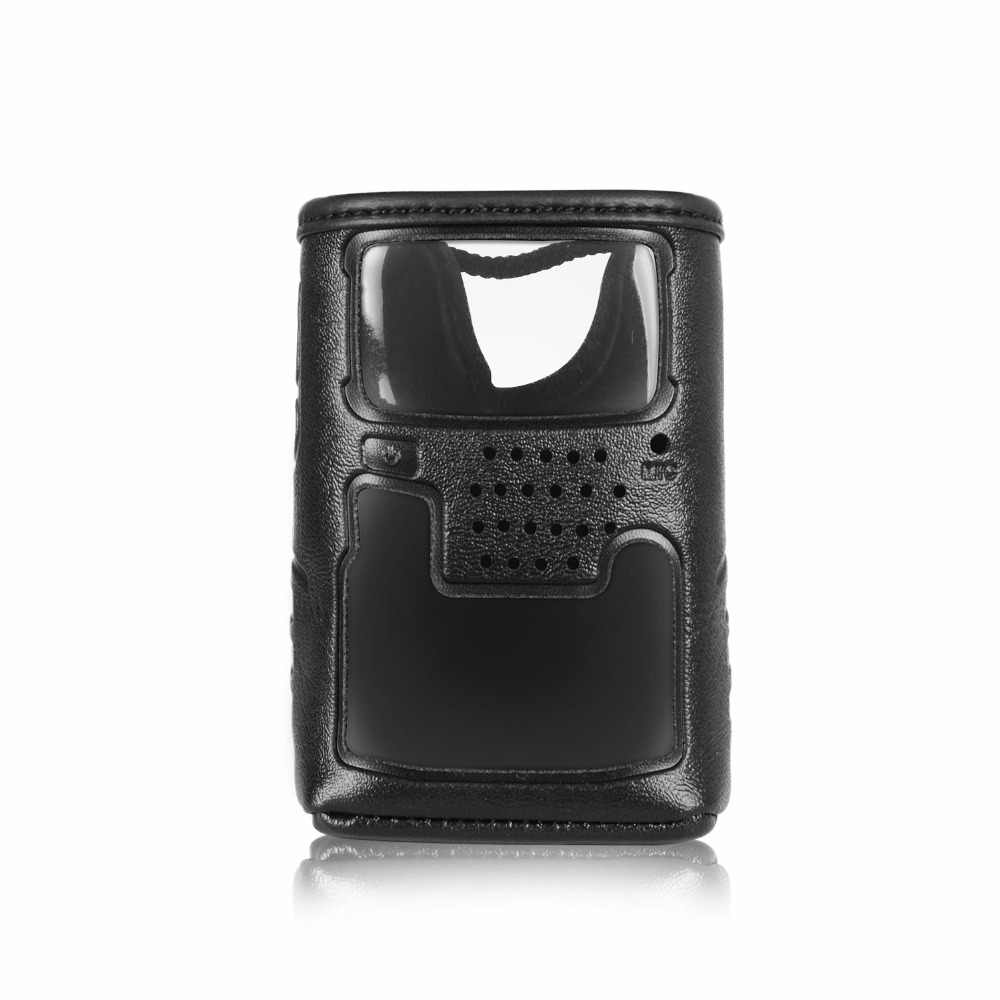 CSC-91 Soft case Leather case for walkie talkie Yaesu VX-6R,VX-6E handhelds two way radio