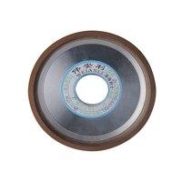 125mm Diamond Grinding Wheel Milling Cutter Sharpening Grinding Wheel Dish Grinding Wheels 150 180 240 320
