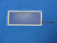 Touch Panel For 8 1 4 Pins N010 0556 X461 01 Resistive Touch Screen Glass