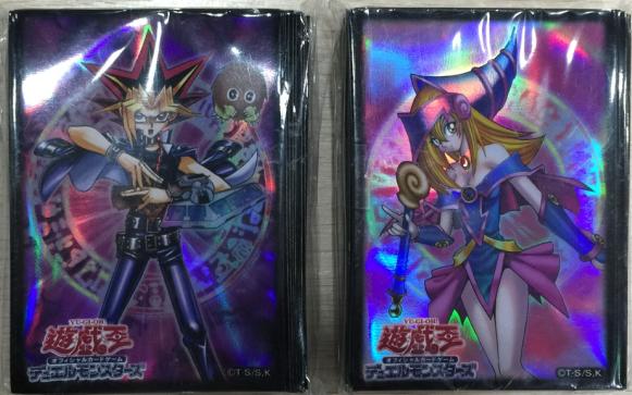 "Yu-Gi-Oh Yugioh Duelist Card Sleeves""Dark Magician"" 55pcs"