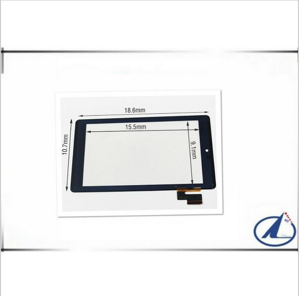 7 Inch SG5740A-FPC-V4-1Touch Screen Digitizer Replacement Parts Without Speaker Hole For Tablet PC