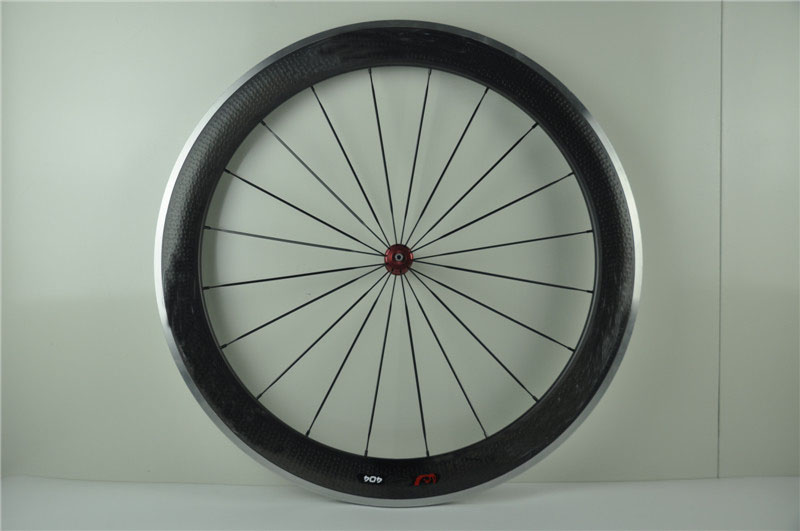 dimple wheels carbon with alloy brake surface 60mm depth 23mm width 700C free shipping