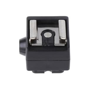 Image 3 - Mới SC 2 Hot Shoe Adapter Chuyển Đổi Đồng Bộ PC Ổ Cắm Cho Canon Nikon Pentax Camera