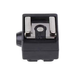 Image 3 - Yeni SC 2 sıcak ayakkabı adaptörü dönüştürücü PC Sync soket Canon Nikon Pentax olympus için kamera