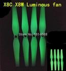 4PCS X8c Glowing Pro...