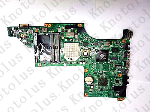 615686-001 for hp dv7 dv7-4000 laptop motherboard ati ddr3 Free Shipping 100% test ok top quality for hp laptop mainboard dv7 dv7 1000 509404 001 laptop motherboard 100% tested 60 days warranty