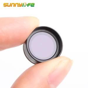 Image 2 - Sunnylife, filtro de lente de câmera dji mavic, filtros de ar, polarizador uv, lente de câmera nd4 nd8 nd16 nd32 capa do sol