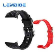 LEMDIOE S2 Smart Band Strap Replacement Watchbands Wrist Strap Belt