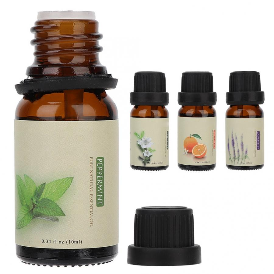 10ml Plant Extract Aromatherapy Essential Oil Soothing Pressure Massage Oil