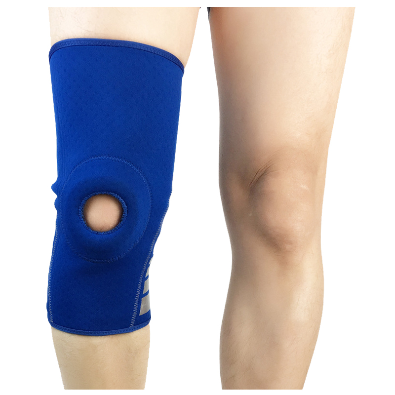 Sports Knee Pads Cycling Breathable Leg Knee Support Brace Wrap Protector Knee Pads Basketball Kneepads