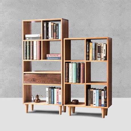 online shop boekenkasten woonkamer meubels meubelen eiken massief