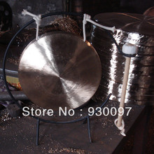 high quality brass gong ! 100% handmade chinese traditional opera  GONG
