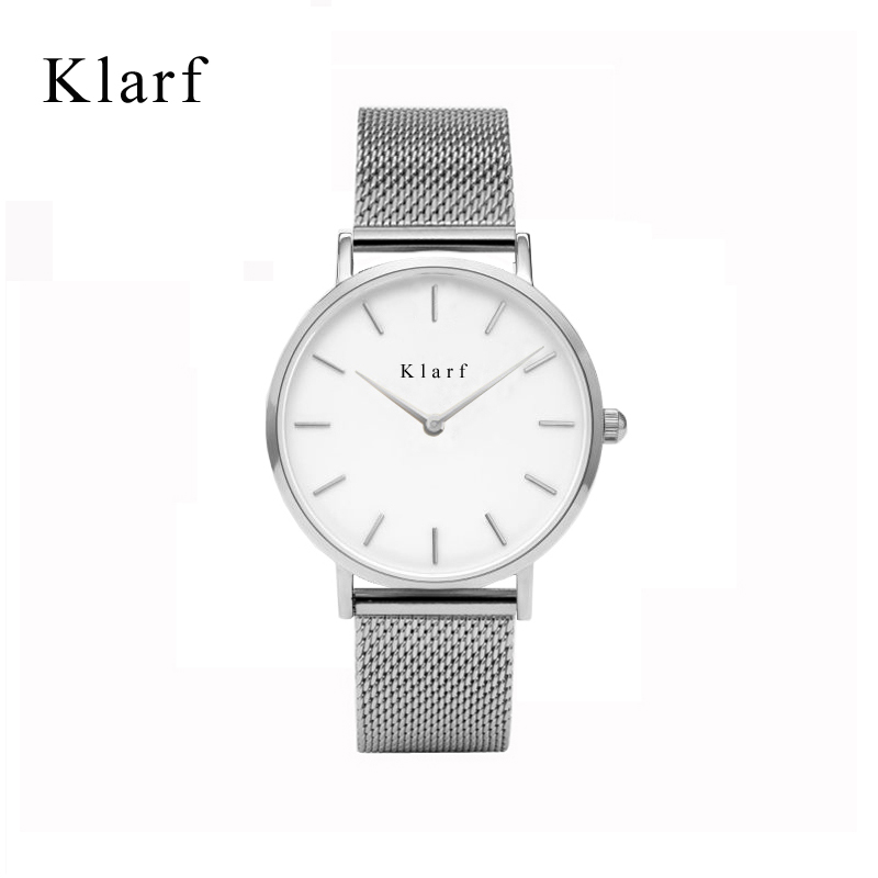 Top Brand Luxury Fashion Watch Men Ultra Thin Gold Steel Mesh Watches Women Dress Quartz Lovers Watch orologio
