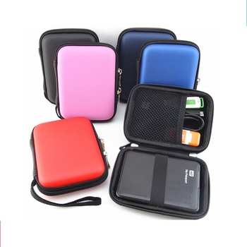 Cover Protector Black for  Hard Disk Drive External Hard Drive Pouch Bag