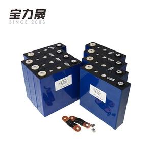 Image 3 - Nos impuesto de la UE libre 16 piezas 3,2 V 123Ah lifepo4 batería ciclo 4000 LFP solar de litio MAX 3C 24 V 36 V 120ah motor RV sistema de energía eólica RV