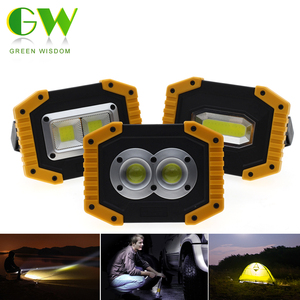 LED Portable Spotlight Led Wor