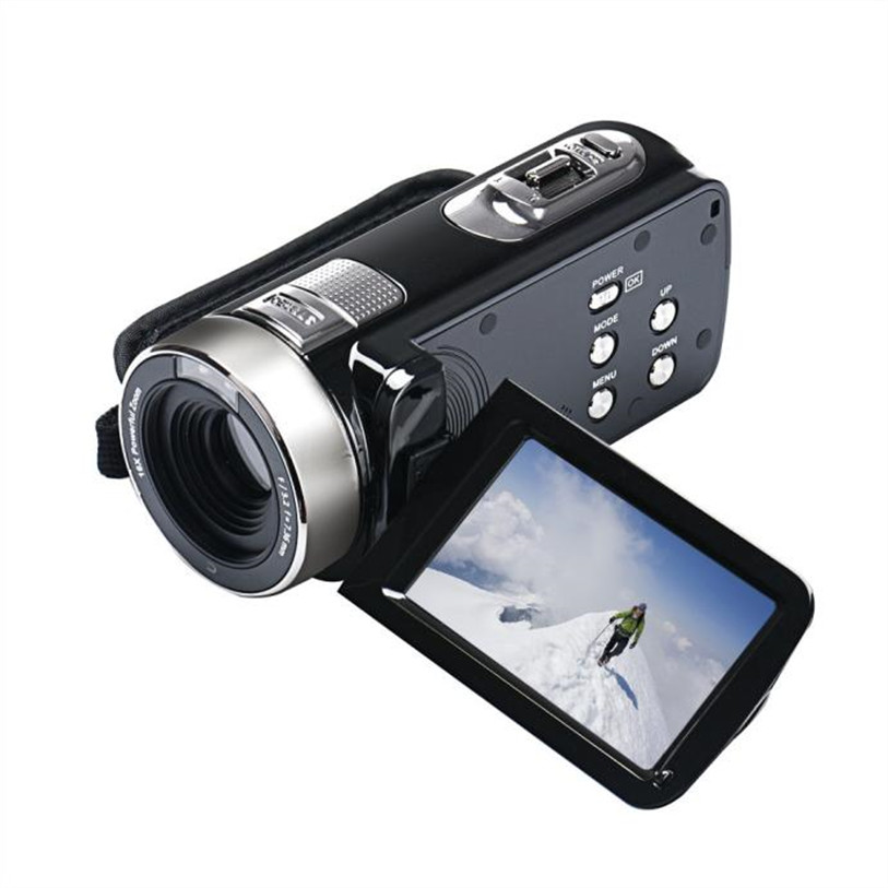 Full HD 1080P 24MP Digital Video Camcorder Camera DV HDMI 3'' TFT  Outdoor Sports Bicycle Cycling Accessories High Quality May 2