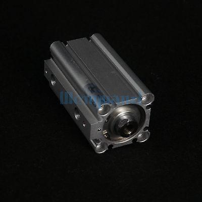 RDQB32-50 Compact Cylinder With Magnet Air Cushion Bore 32mm Stroke 50mm Through-hole (Standard)RDQB32-50 Compact Cylinder With Magnet Air Cushion Bore 32mm Stroke 50mm Through-hole (Standard)