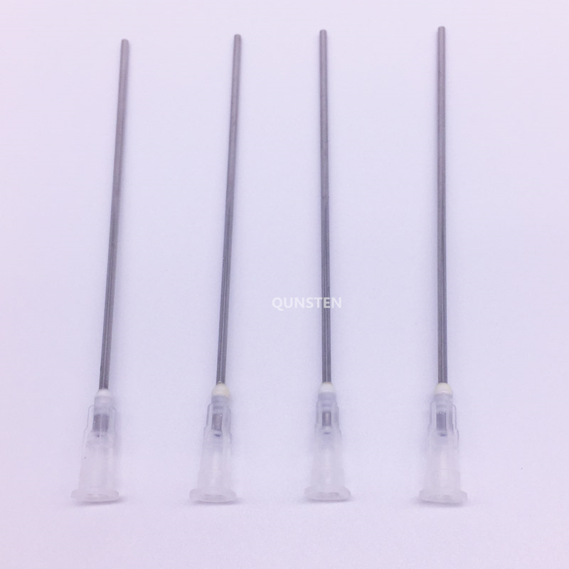 4PCS/Lot 10CM CISS Refillable Ink Cartridge Blunt Syringe Long Needles Head For Epson Canon Brother HP CISS Accessories