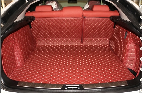 Good Quality Special Car Trunk Mats For Bmw X6 F16 2018 2014