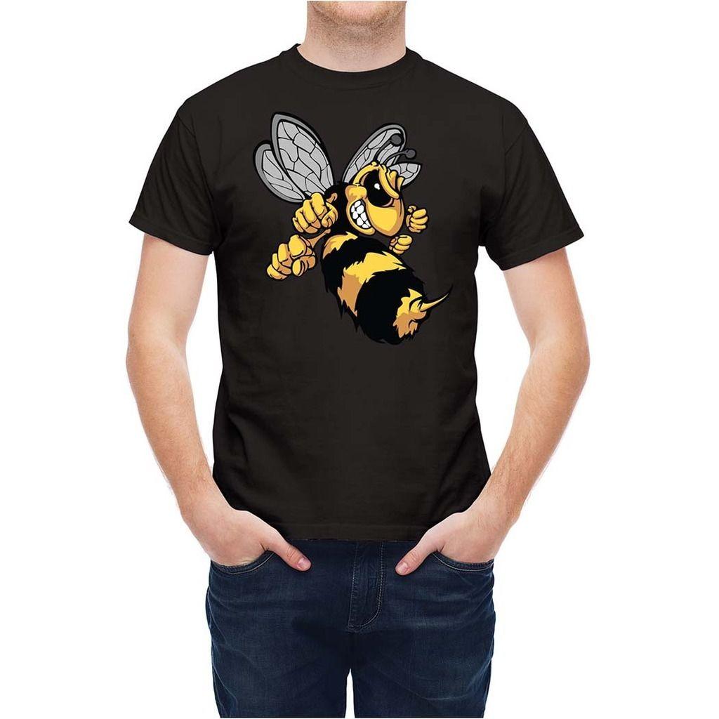 T-shirt Abelha, Hornet, Vespa, vespa T24323 tshirt Dos Desenhos Animados t shirt homens Unisex Moda de Nova frete grátis top ajax 2018 engraçado
