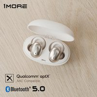 1MORE E1026 TWS Earphone Wireless Earbuds Bluetooth 5.0 Support Qualcomm aptX & AAC HD Bluetooth Compatible IOS Android Phone