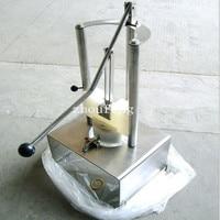 파인애플 필링 도구 파인애플 껍질 코어 제거 기계 ZF