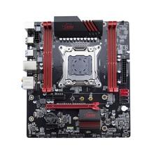Jingsha X79 M2 материнская плата M.2 высокое Скорость E5 LGA2011 V2 процессор DDR3 64 GB системная плата PCI-E3.0 NVME блок питания ATX