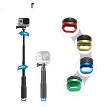 19-49cm Portable Gopro Selfie Stick Extendable Monopod For Gopro Hero 4 3 HERO5 Session Xiaomi yi 4K SJCAM SJ4000 Eken h9