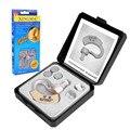 Слуховой аппарат XINGMA XM-907 Малый слуховые аппараты для пожилых Best звук голос усилители домашние Невидимый Мини удобно за ухом - фото