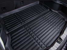 Fit Car Custom Trunk Mats Cargo Liner For Jeep Cherokee 2014 2015 2016 2017 Car styling