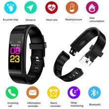 A04 Esporte fone de ouvido Bluetooth Inteligente Pulseira Da Moda Banda Inteligente Heart Rate Monitor de Fitness Rastreador Inteligente Pulseira para Android IOS iPhone