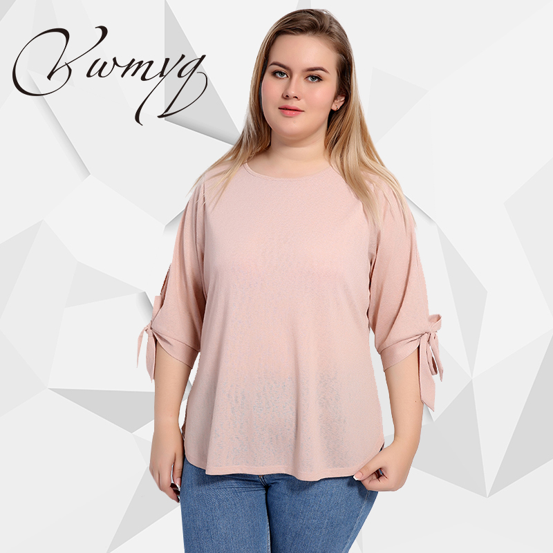 VWMYQ Large Sizes Clothing New 2017 Fashion Big Size Shirt