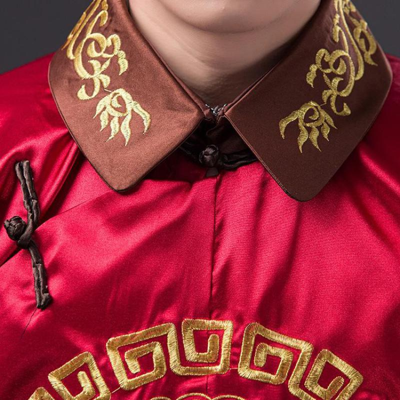 96a837881d5 Men Film Television Performance Dragon Robe Qing Dynasty Royal Young Prince  Clothing Chinese Ancient Clothes Cosplay Costume-in Robe   Gown from  Novelty ...