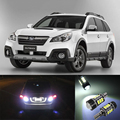 2pcs Car T15 W16W 912 Parking Reverse Lights  High Power OBC Canbus Error Free Led SMD Backup Bulb For 2010 -2015 Outback