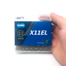 KMC X11EL Bicycle Chain 118L 11 Speed with Magic Button for Mountain/Rod Bike Parts With Original box