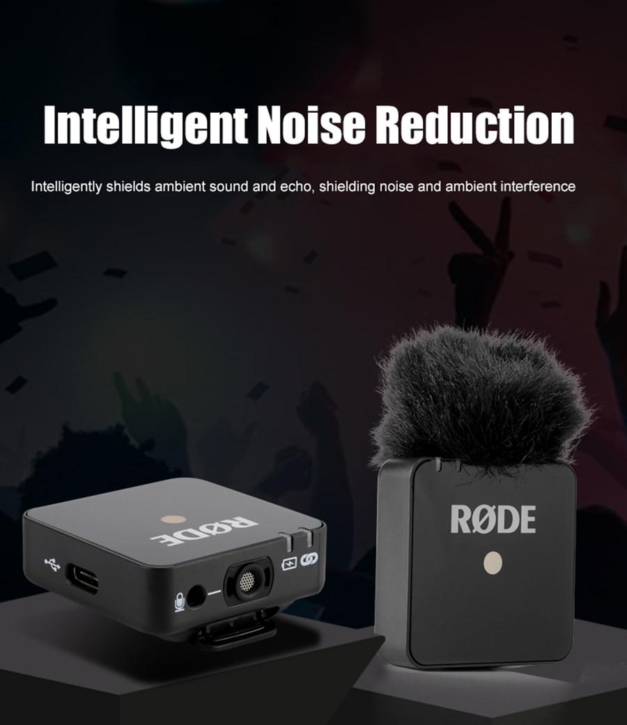 Rode Wireless GO Microphone 6