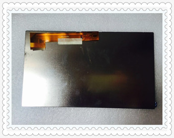 FPC10155L high quality 10.1 inch 50PIN Resolution 1024x600 HD TFT LCD Screen V1012850FPC1C Tablet PC Inner Screen Free shipping