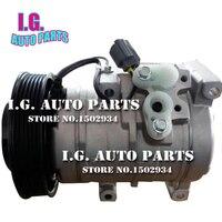 Compressor for car Honda Pilot for car Honda Ridgeline for car accord for car odyssey 38810 RDJ A01 38810 RGL A01 38810 RGL A02