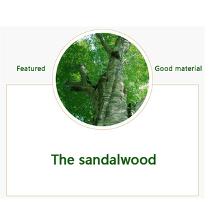 Image 5 - Natural Sandalwood Scraping Massage SPA Therapy Stick Point Treatment Muscle Relaxation Guasha Board