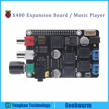 Raspberry Pi 3 Model B /  Pi 2B/ B+ X400 Expansion Board / Raspberry pi Music Player